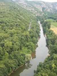 Gorge de lAveyron Tarn et Garonne.