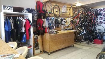 La Bonne Echappée first shop in Lisle sur Tarn.